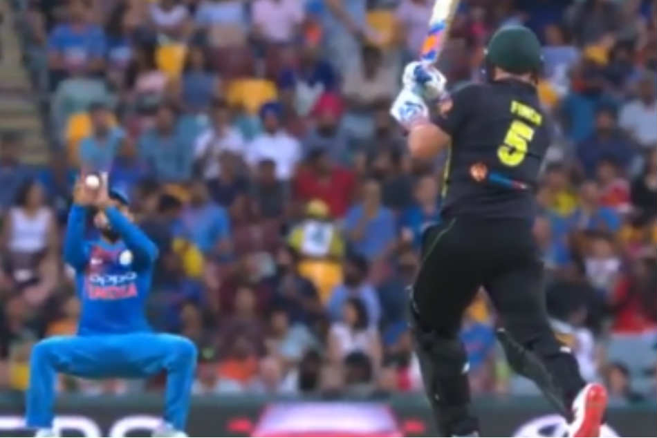 India Vs Australia 1st T20I, Live Updates: Virat Kohli misses aaron finch catch