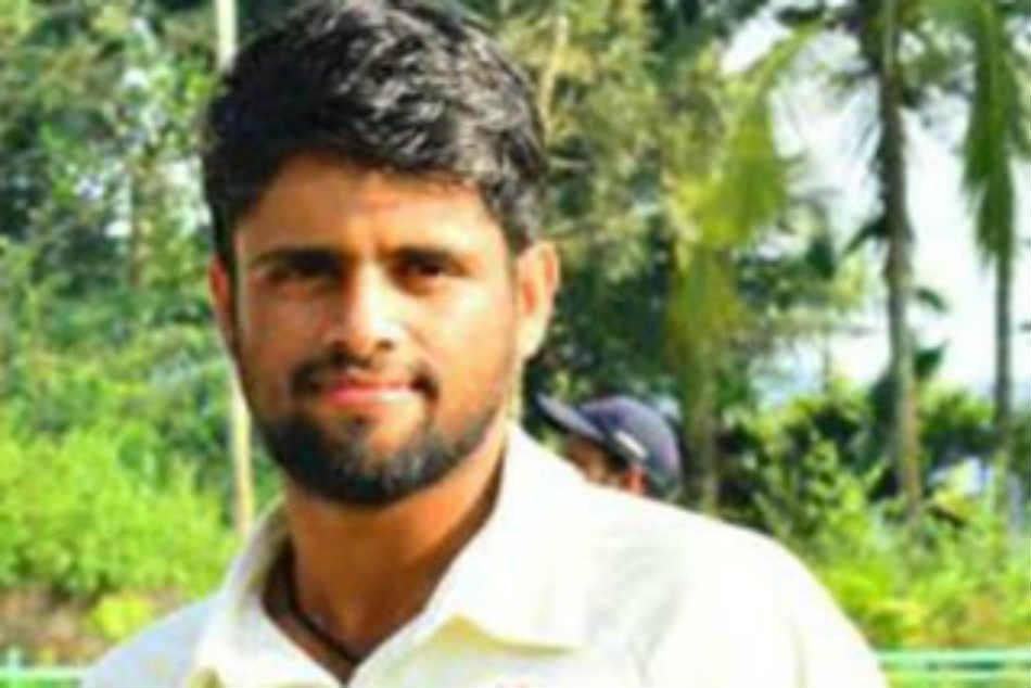Year Old K V Harikrishnan Scores T20 Double Hundred Dreams