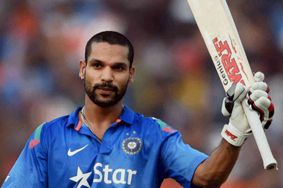 Ind Vs Wi Suddenly The Air The Shikhar Dhawan With Six Catches Saved
