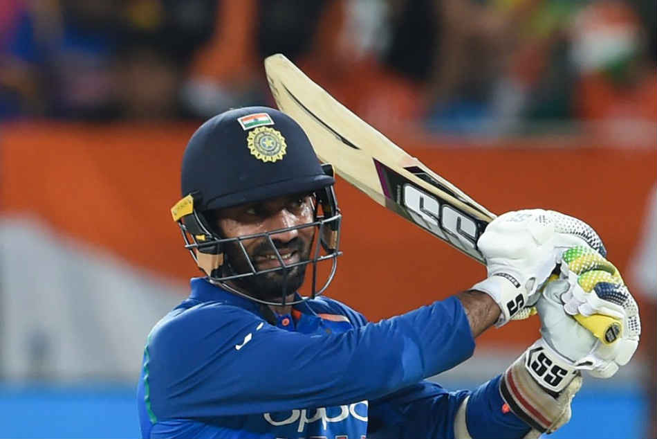 India Vs Australia 1st T20i At Brisbane Dinesh Karthik T20i Run Chase For India