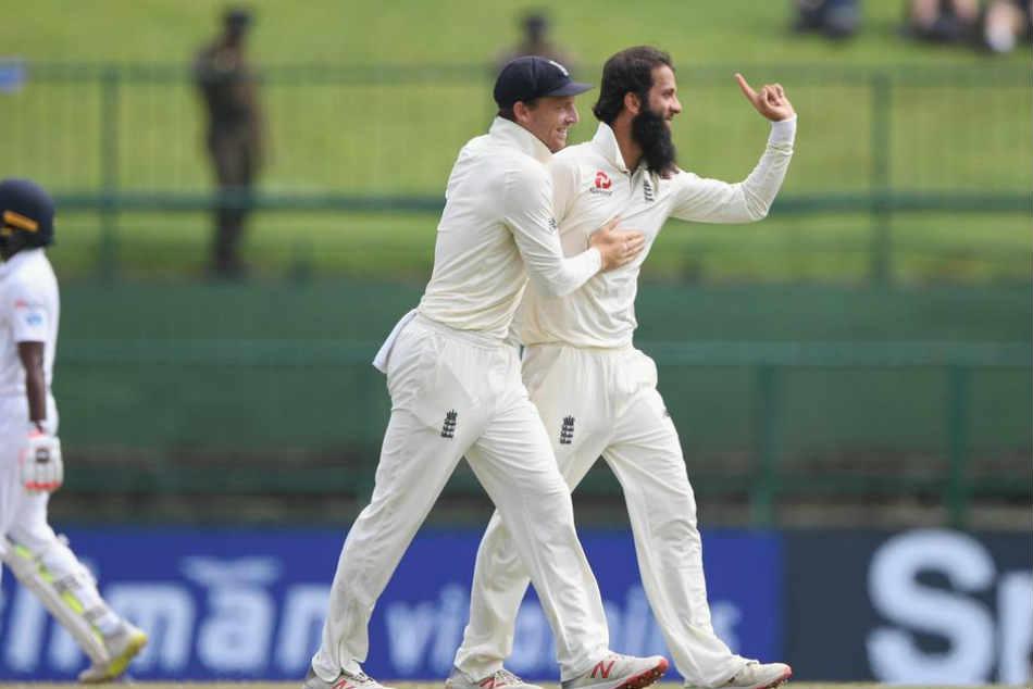 Sri Lanka V England Moeen Ali Jack Leach Wrap Up Series Win For Tourists