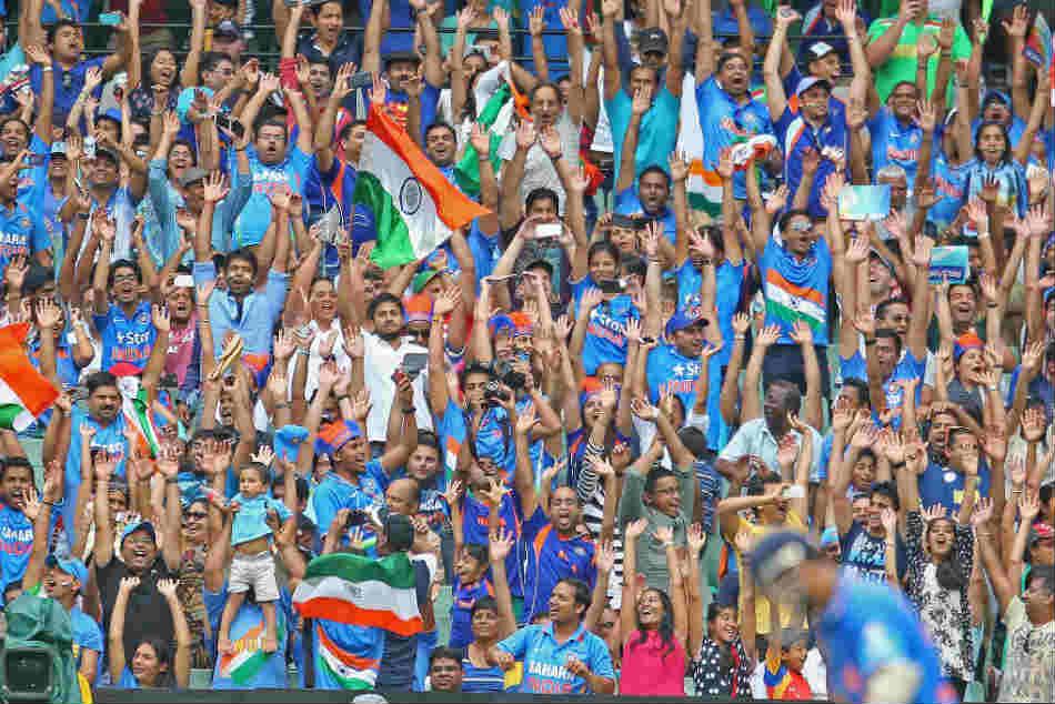India Australia T20s 70 000 Fans Expected Mcg Clash