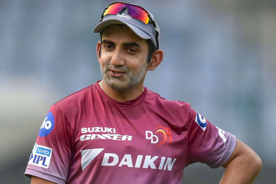 IPL 2019: Twitter abuzz as fans react strongly to Gautam Gambhir being released