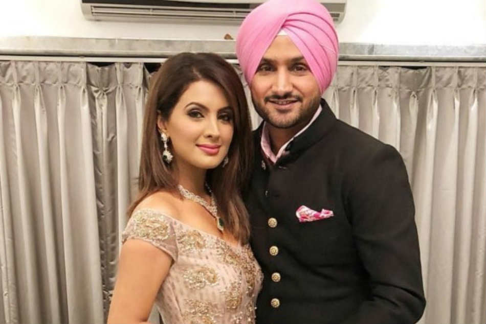 This Is How Harbhajan Singh Convinced Geeta Basra To Be With Him