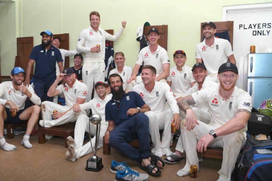 England Vs Sri Lanka 3rd Test Lakshan Sandakan Bowls 40 No Balla In A Day Umpires
