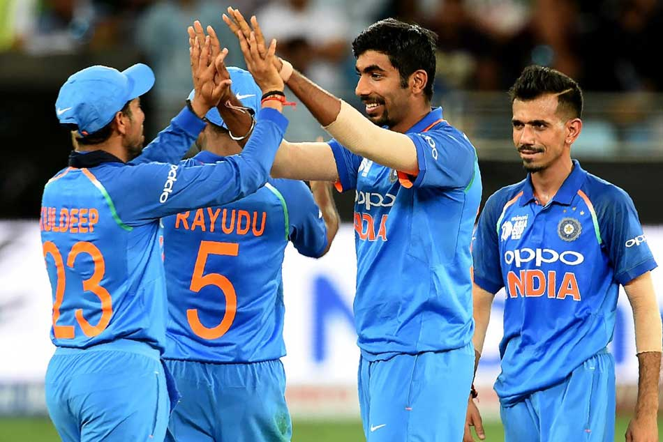 India vs West Indies, 5th ODI: WIndies 2 down as Bhuvi, Bumrah strike early