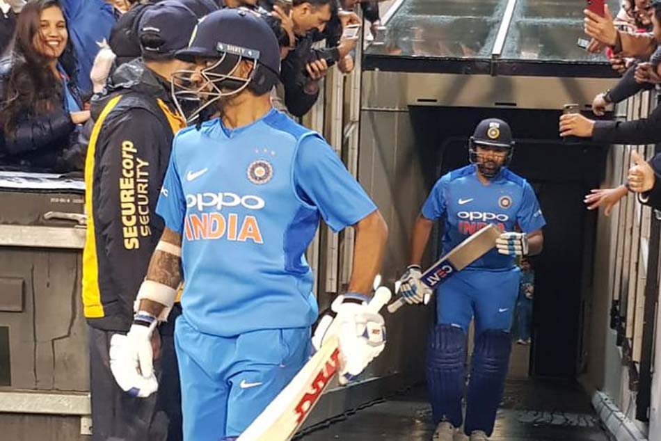 India Vs Australia 2nd T20i Live Score India Need 137 Win In 19 Overs