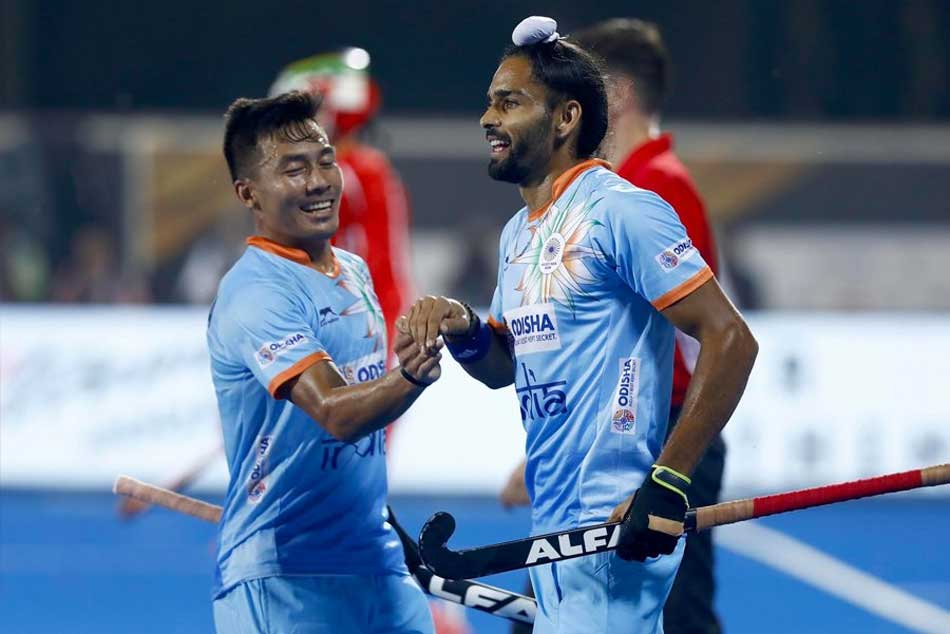 Hockey World Cup 2018, India vs South Africa, Live Score: Manpreet Singh and Co start campaign with comfortable win
