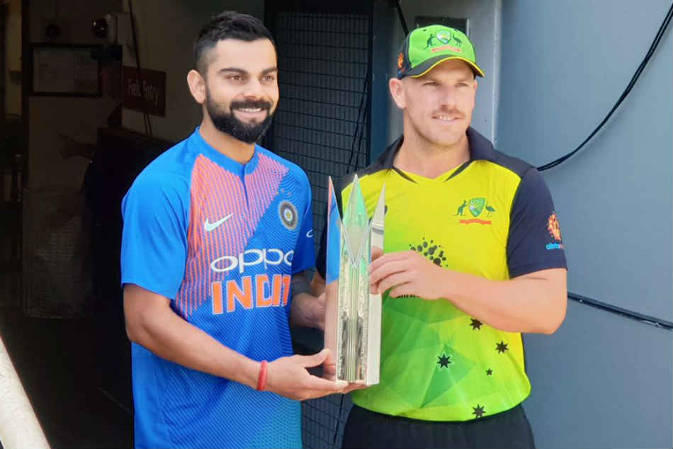 Bcci Announce Playing 12 The 1st T20i Against Australia At The Gabba