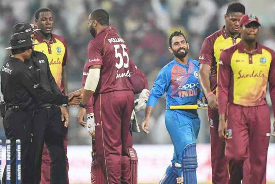 India Vs West Indies Team India Report Card The Hits Misses At The 1st T