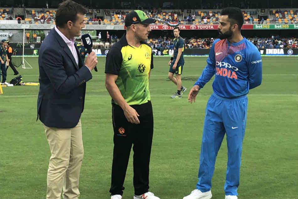India Vs Australia 1st T20i Live Updates Virat Kohli Wins Toss Opts To Bow