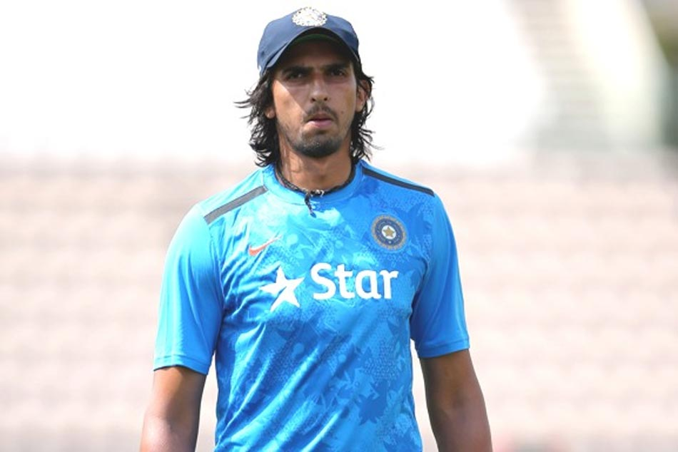 Ishant Sharma gives a funny reply to an Australian journalist