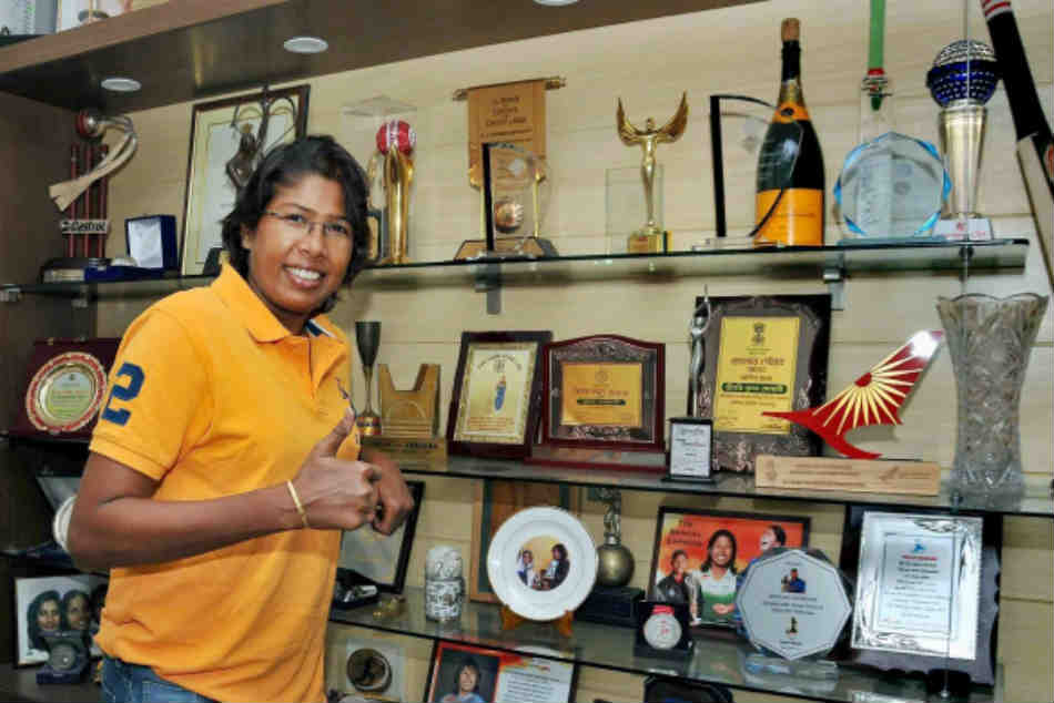 From Bunk Beds Five Stars Jhulan Goswami Reflects On Evolution Of Women Cricket