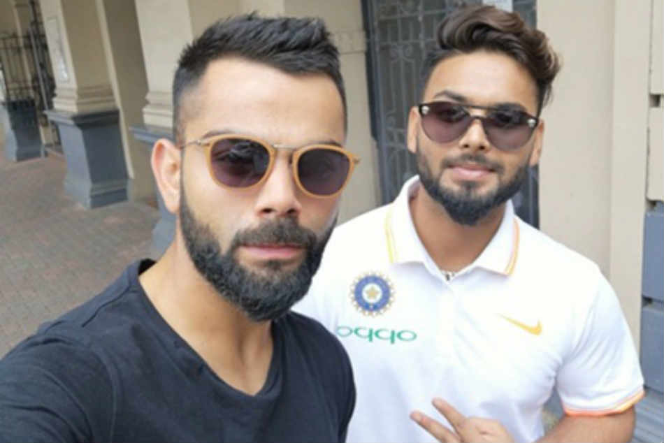 India vs Australia 2018: Virat Kohli looking forward to the next few weeks with champion Rishabh Pant