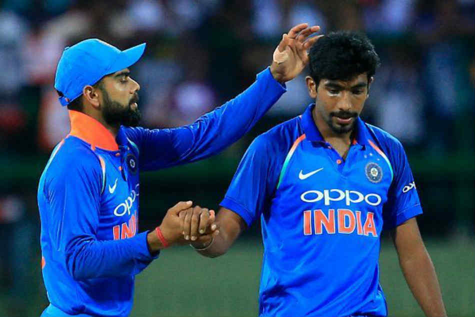 Kohli Bumrah Maintain No 1 Spot Latest Icc Odi Rankings