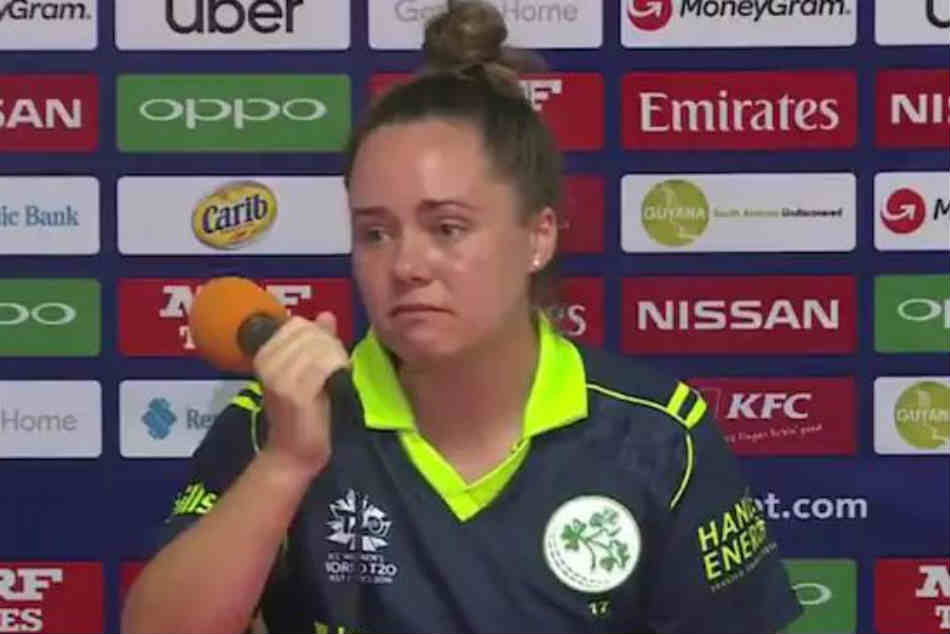 Incredibly Frustrating Ireland Captain Tears After Pakistan Loss