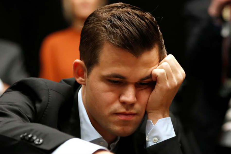 World Chess Championship Magnus Carlsen Retains Title