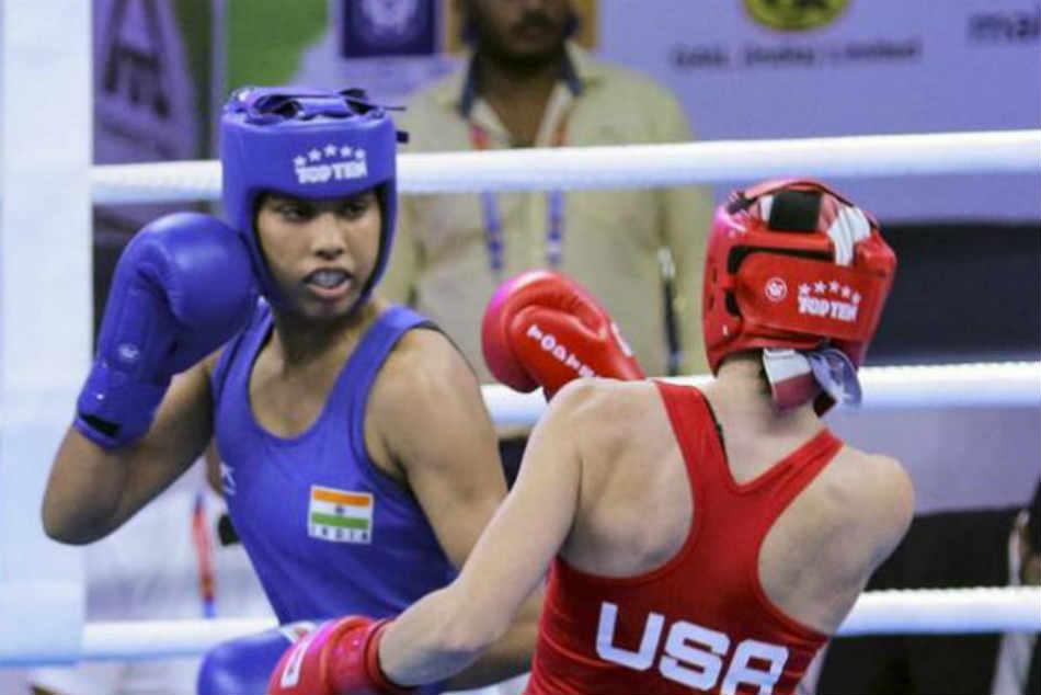 World Women S Boxing Championships 2018 Manisha Moun L Sarita