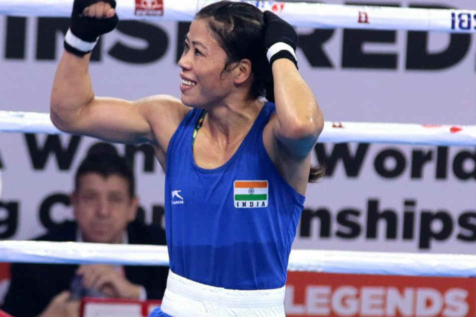 Womens World Boxing Championship: Magnificent Mary Kom in semis, assured of 7th medal at World Championship
