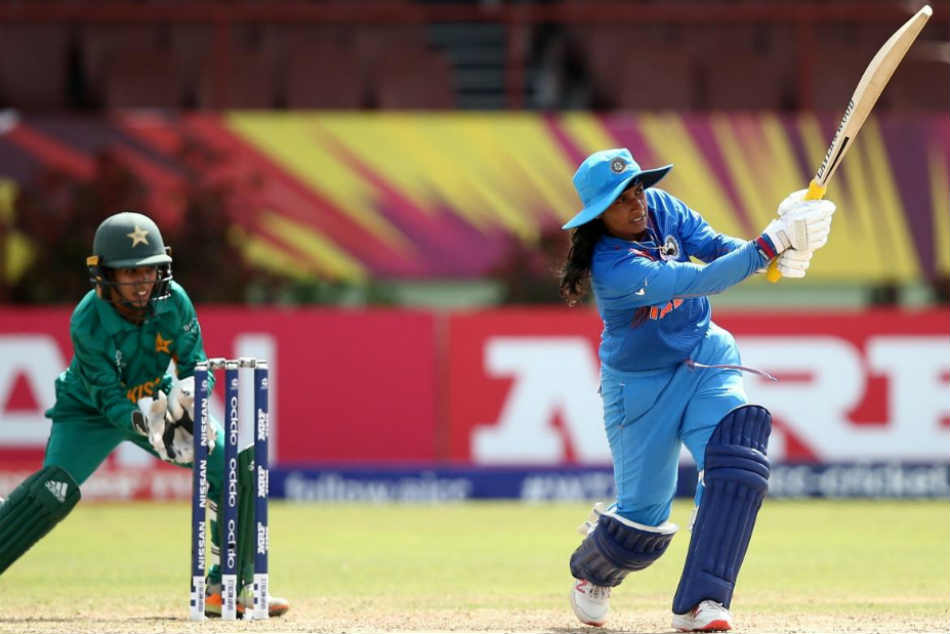 Icc Women S World T20 Mithali Raj Powers India Seven Wicket Win V Pak