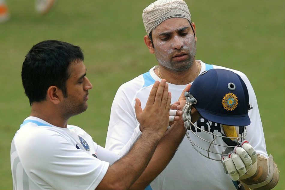 VVS Laxman has a suggestion for MS Dhoni to find form ahead of 2019 World Cup