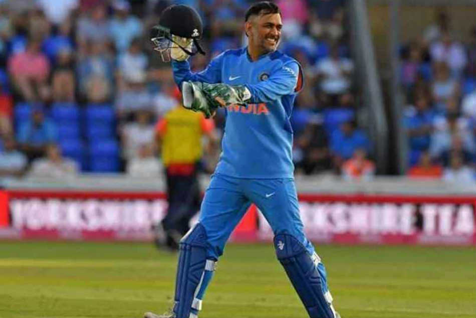 Ms Dhoni Dreaming Playing 2019 Icc World Cup Says Manager Arun Pandey