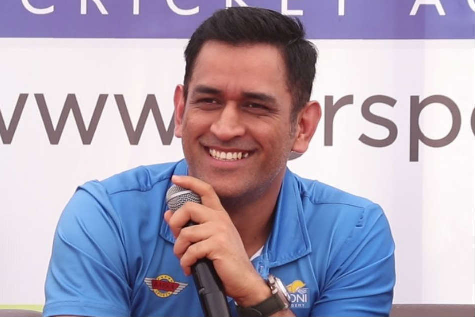 MS Dhoni inaugurates his first residential cricket academy in Nagpur amid fan frenzy