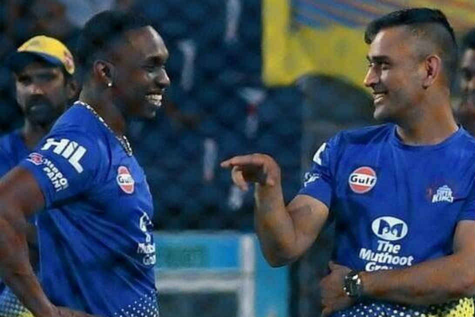 MS Dhonis T20I career isnt over until he decides, says Dwayne Bravo