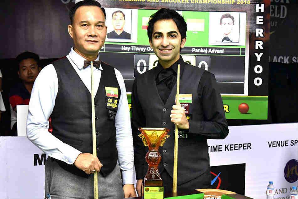 Pankaj Advani Defends World Billiards Crown