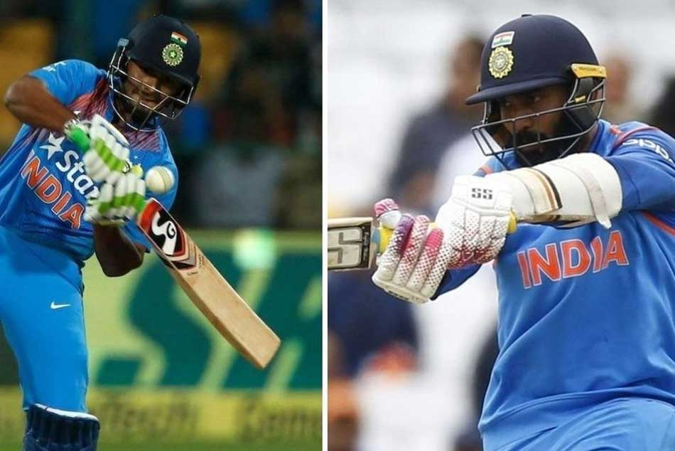 Chance for Pant, Karthik to show their mettle: Rohit Sharma