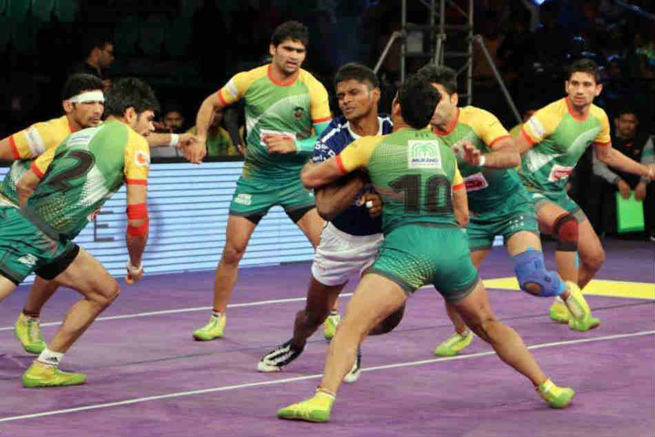 Pkl 6 Patna Pirates Thrash Bengal Warriors Gujarat Fortunegaints Victorious In Nail Biter