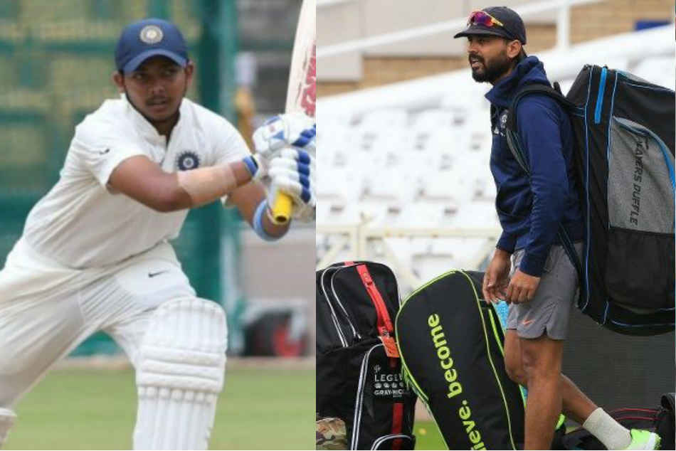 India vs Australia: Murali Vijay set for dramatic return to Test lineup after Prithvi Shaw injury