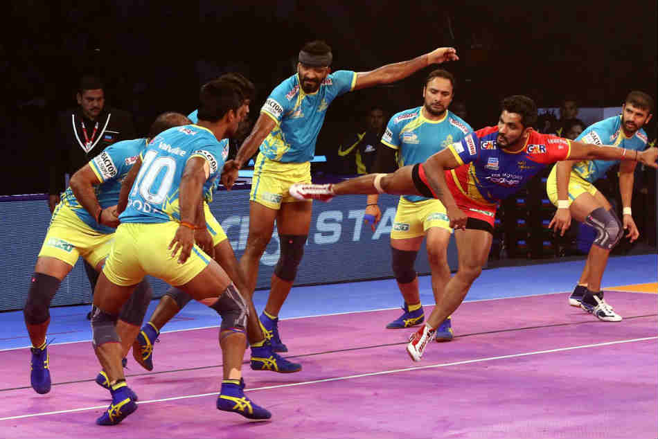 Pkl 2018 Tamil Thalaivas Register Convincing Victory Over Hosts