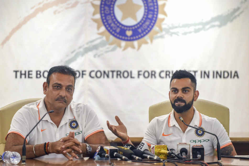 No More Chopping Changing The Team Till The World Cup Ravi Shastri