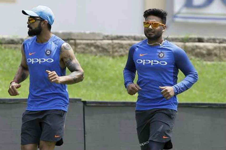 Virat Kohli Has Taught Me The Importance Learning From Mistakes Rishabh