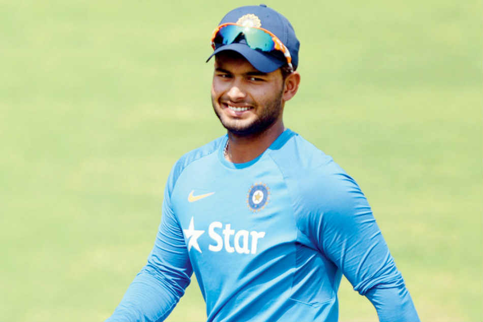 Pant Good Enough Keep Wickets Tests Then Why Not T20s Azharuddin