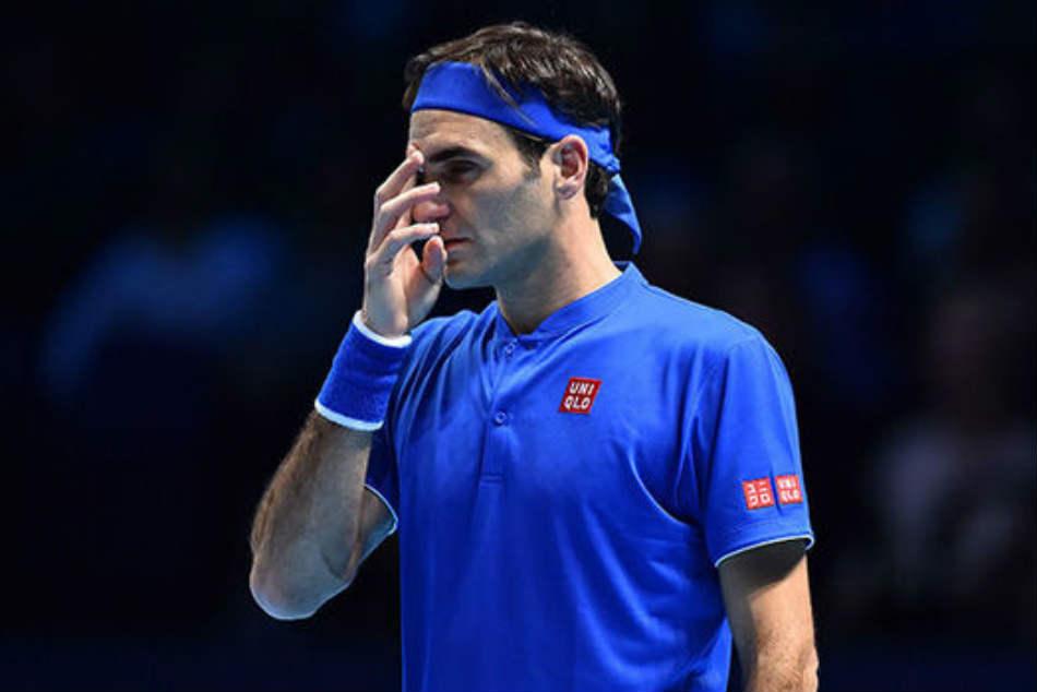 Roger Federer Slumps Straight Sets Loss Against Kei Nishikori At Atp Finals