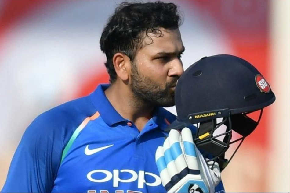 Rohit Sharma Becomes Quickest Hit 200 Odi Sixes Seventh Player To Hit