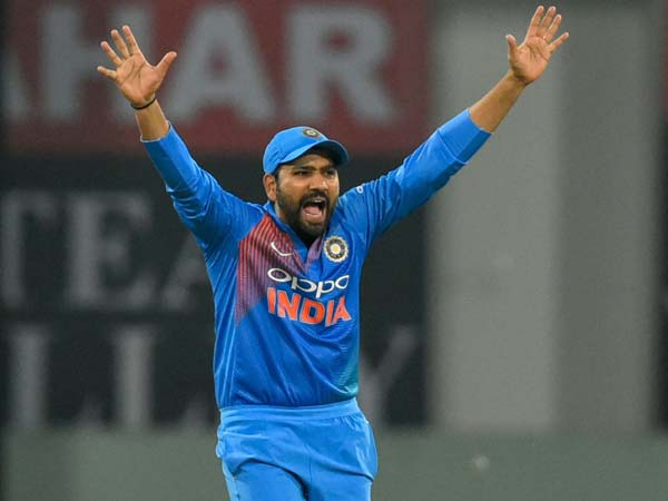 India Vs West Indies 2018 Rohit Sharma S Record Breaking Knock Seals Series Win