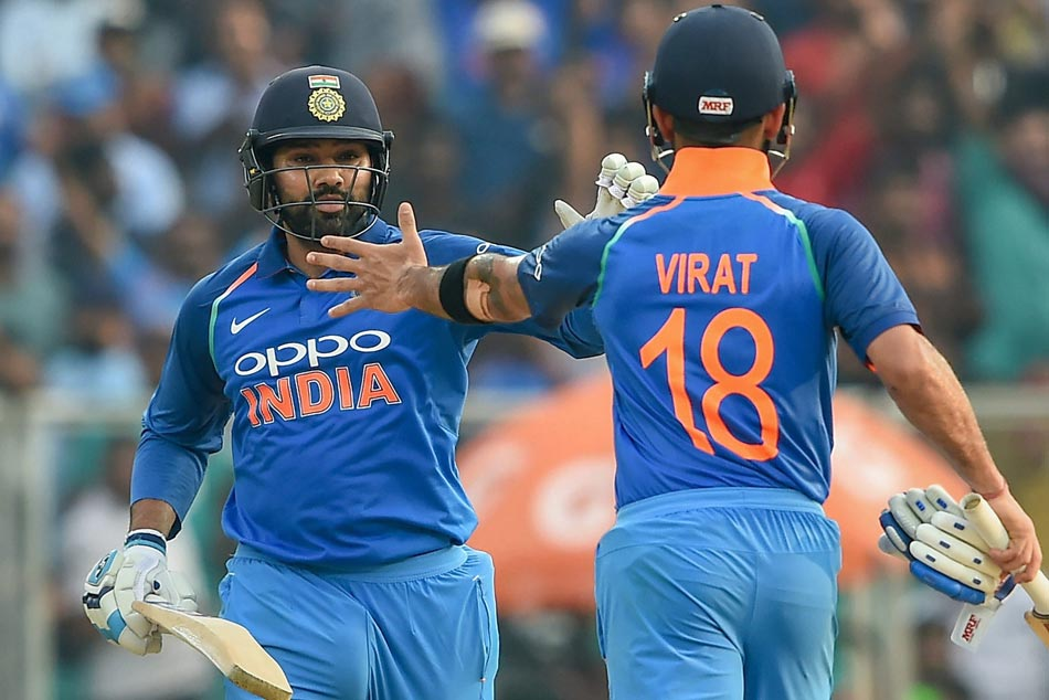 Rohit Sharma set to overtake Virat Kohli in Twenty20 Internationals