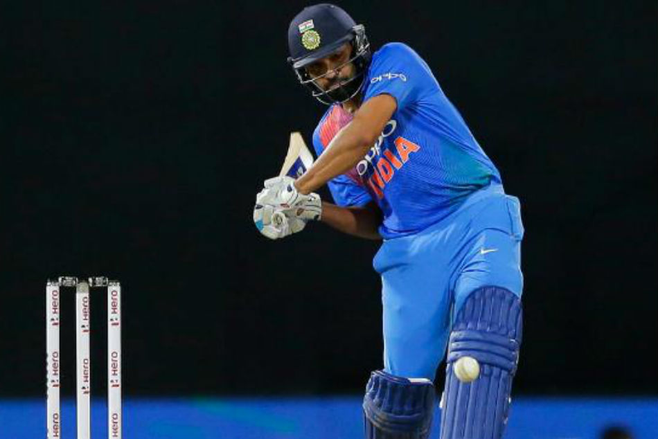 Rohit Sharma 1st man to score 4 T20I hundreds, 2nd highest run-scorer in history