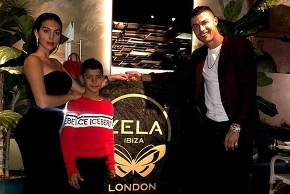 Cristiano Ronaldo Set Marry Girlfriend Georgina Rodriguez