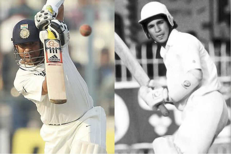 On This Day Sachin Tendulkar Walked To Bat The First Last Time