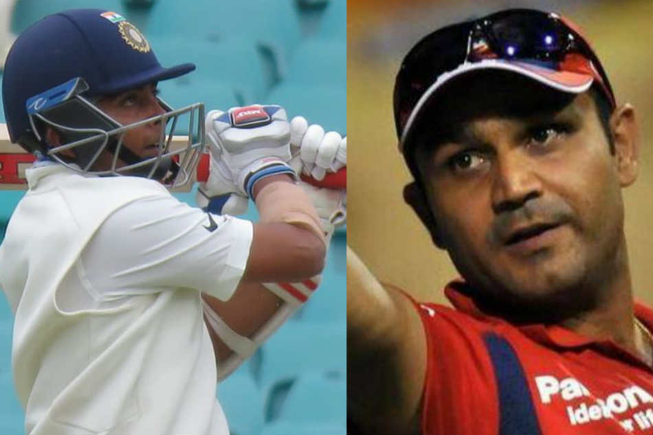 India Vs Australia Virender Sehwag Picks Openers Test Series