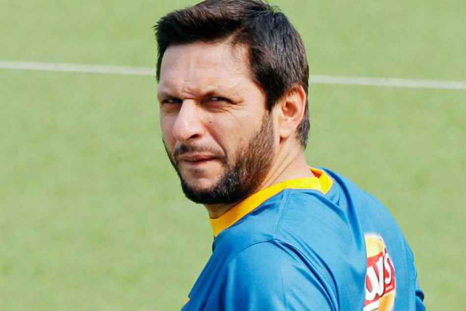 India vs Pakistan Test series bigger than Ashes, says Shahid Afridi
