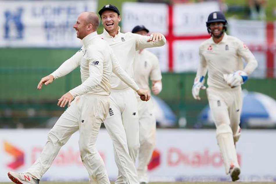Spinners help England end 17-year wait in Sri Lanka