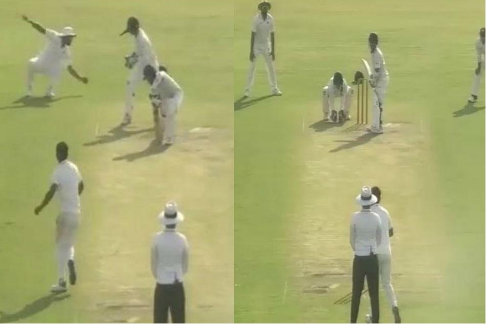 Ranji Trophy 2018 Suresh Raina Takes One Handed Blinder During Uttar Pradesh Vs Odisha