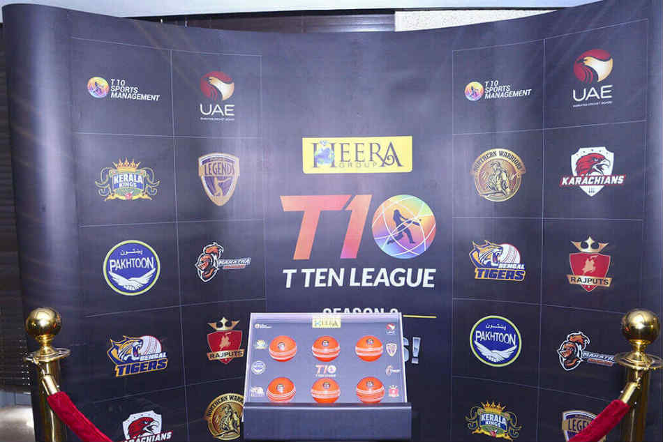 T10 League 2018: Heres full schedule, timing, where to watch, teams