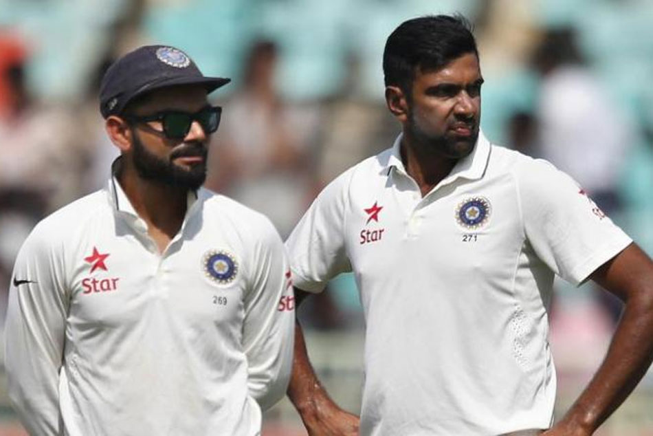 Ashwin moves up to seventh spot in ICC rankings