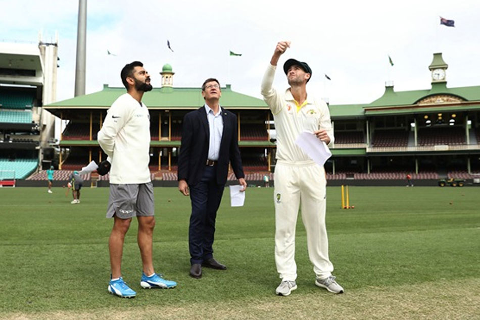 Ca Xi Vs India Virat Kohli Goes The Toss Shorts Twittterati React